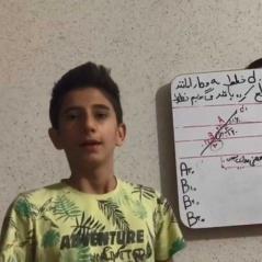 تدریس مجازی ریاضی